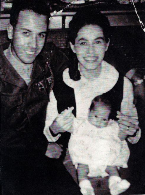 Julia and her parents