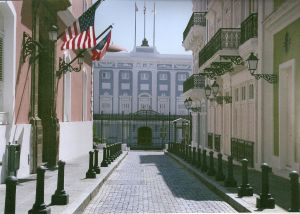 Governor's Mansion - La Fortaleza